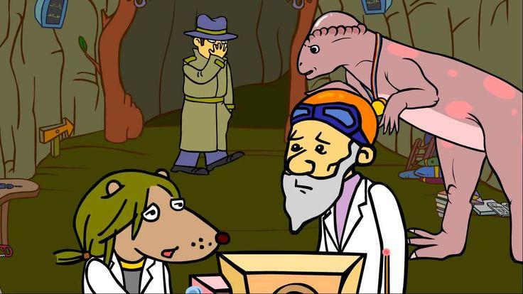 Exploration du monde des dinosaures - Épisode 5