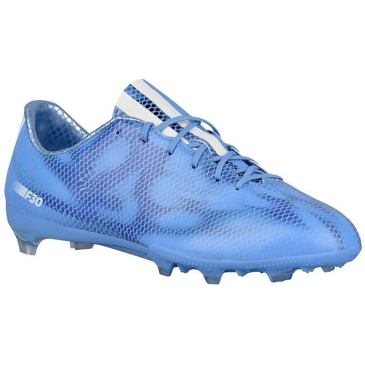 adidas Women's F30 FG (Blue). Soccer ShoesSoccer ...