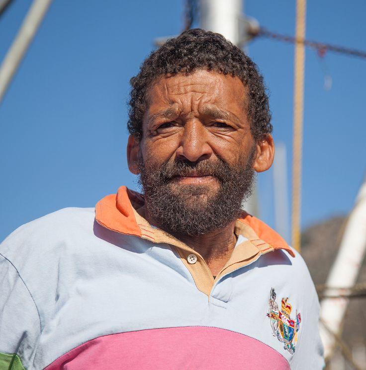 Fisherman in Hout Bay
