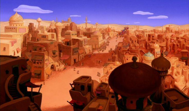 disney aladdin backgrounds - Google Search   arabian ...