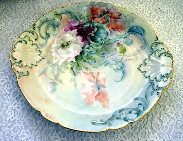 MINNESOTA ANTIQUES AUCTION! THE BEST FROM ESTATES IN MINNESOTA! ALWAYS STARTING AT 99 CENTS WITH NO RESERVE! RARE, BEAUTIFUL AND IN DEMAND! ONE OF THE 19TH CENTURIES PREMIER CERAMIC ARTISTS, THIS VER