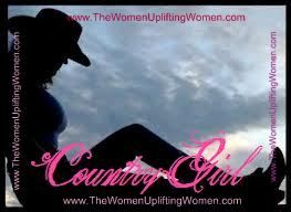I am a Country Girl at Heart! -Mary Jean Marquez  www.TheWomenUpliftingWomen.com  https://www.facebook.com/WomenUpliftingWomen?ref=bookmarks