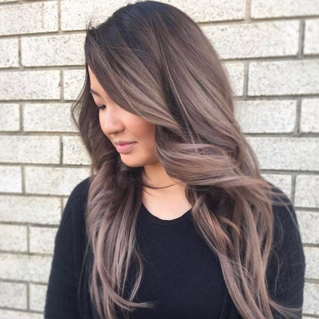 Ash brown hair can be a very cool idea to put on. …