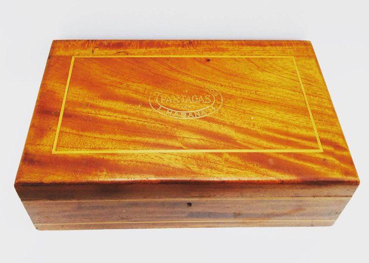Boîte à cigares extra large, boîte à cigares cubaine  en bois avec marqueterie , boîte à cigares Vintage, étui à cigarettes, porte-Cigarette de la boutique VintagechicBruxelles sur Etsy