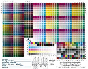 carta de colores ilustrator - Buscar con Google