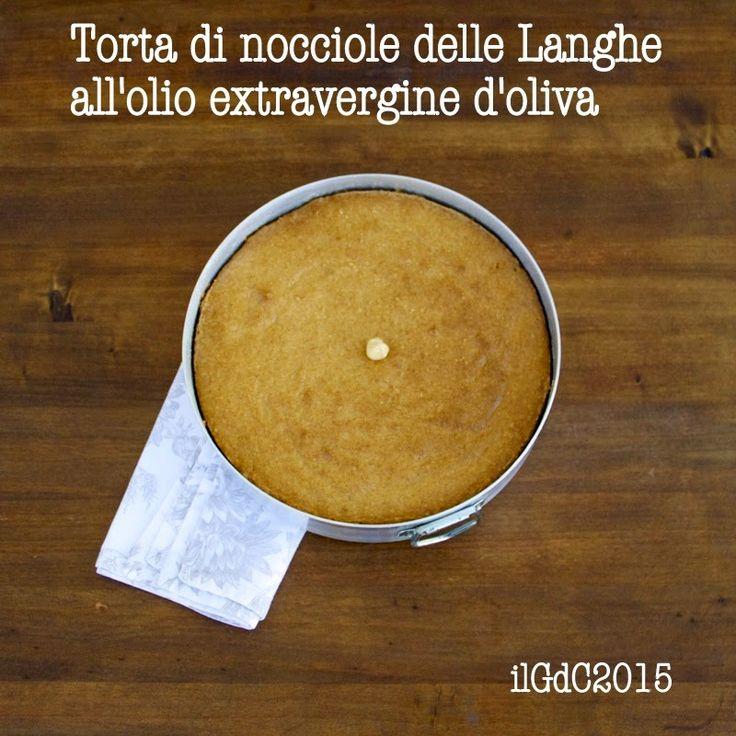 il giardino dei ciliegi: Ricette delle Langhe: torta di nocciole all'olio e...