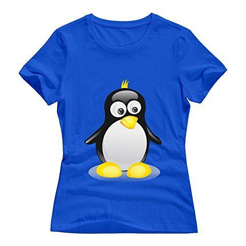 RoyalBlue Ninva Casual Penguin T Shirts For Women Size L Ninva http://www.amazon.com/dp/B017SREF5I/ref=cm_sw_r_pi_dp_cwJBwb037D4DK
