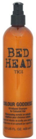 tigi - bed head colour goddess oil infused shampoo (13.5 oz.)