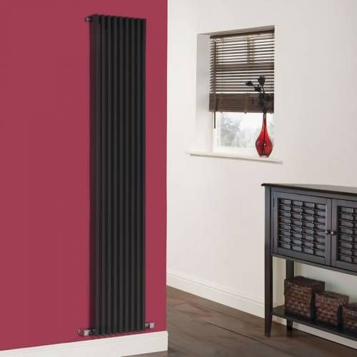 20 radiateur vertical for Design hotel 1690