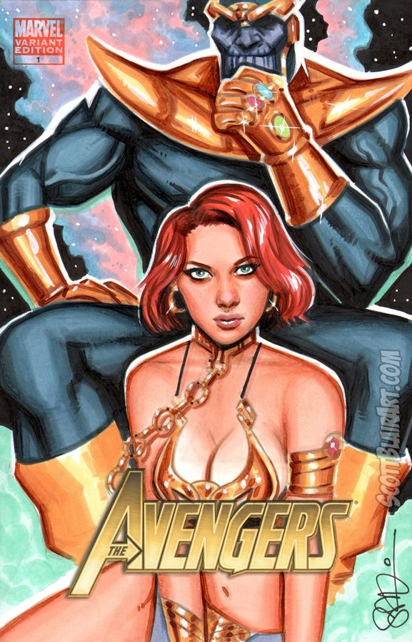 Avengers 2 Spoiler Warning By Scottblairart On Deviantart -3758