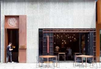Netradičné čínske bistro: S rezancami nad hlavou | Interiér | Architektúra | www.asb.sk