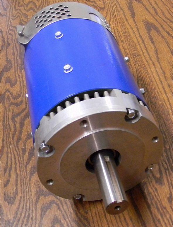 D Es 15 6 48v 72v Dc 62 Lbs Ev Motor