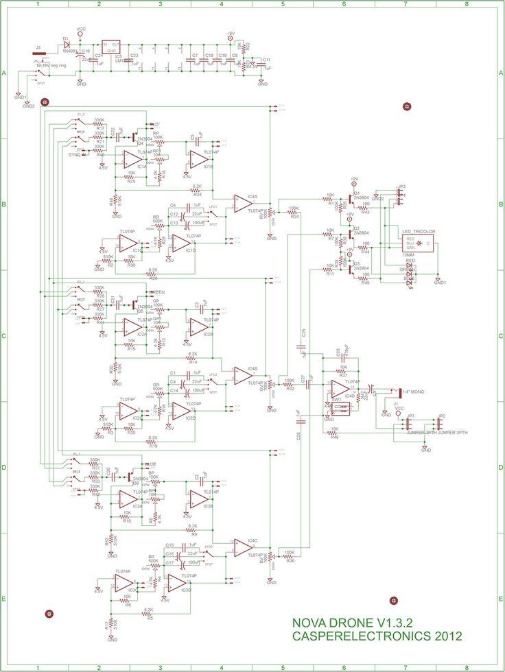 25+ best ideas about Electronic schematics on Pinterest | Basic ...