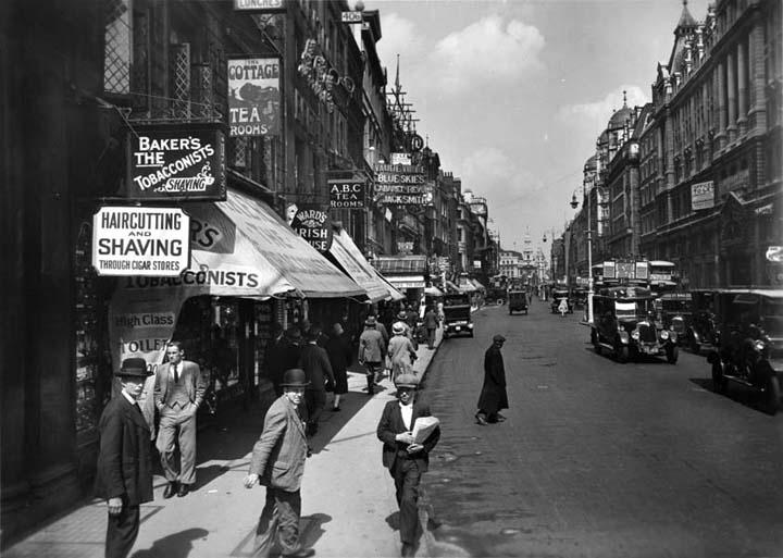 Strand. London By George Reid, c.1920-1933