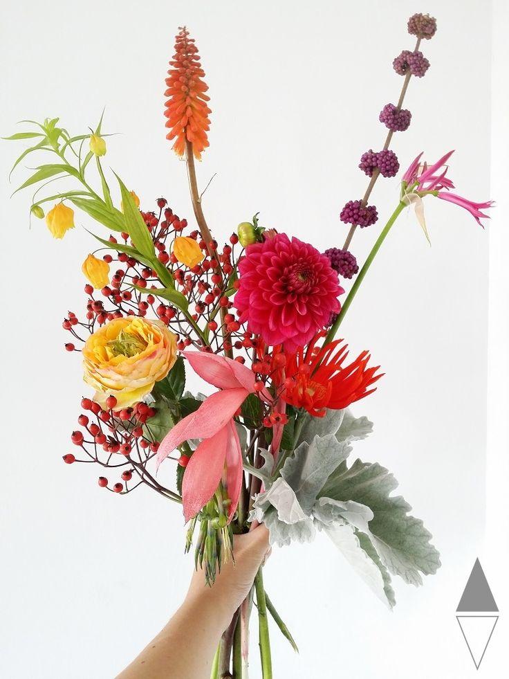 Bloemen Lisanne van de Klift. 1