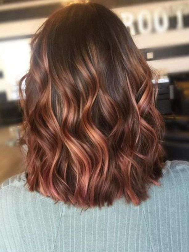 31 Stunning Rose Gold Hair Color Ideas You Absolutely Have To Try In 2020 Hair Color Rose Gold Rose Gold Hair Gold Hair Colors