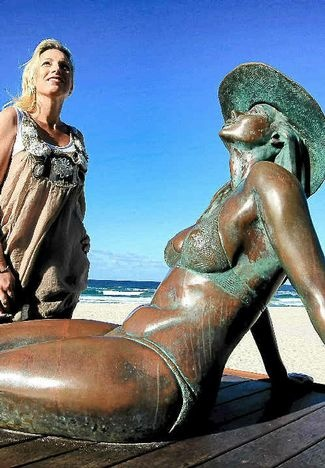 THE ninth annual Swell Sculpture Festival starts tomorrow.