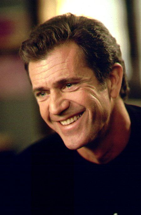 Mel Gibson. Favorite movies: The Patriot, Signs, Braveheart, What Women Want, Hamlet, Forever Young, voice of John Smith in Pocahontas, The River.
