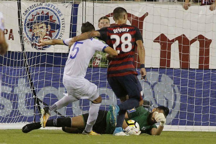 • Estados Unidos venció a El Salvador y camina hacia la final de la Copa Oro; enfrentarán a Costa Rica en semifinales el próximo sábado.
