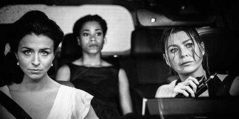 Grey's Anatomy Season 12 Finale Behind the Scenes Photos by Jerrika Hinton