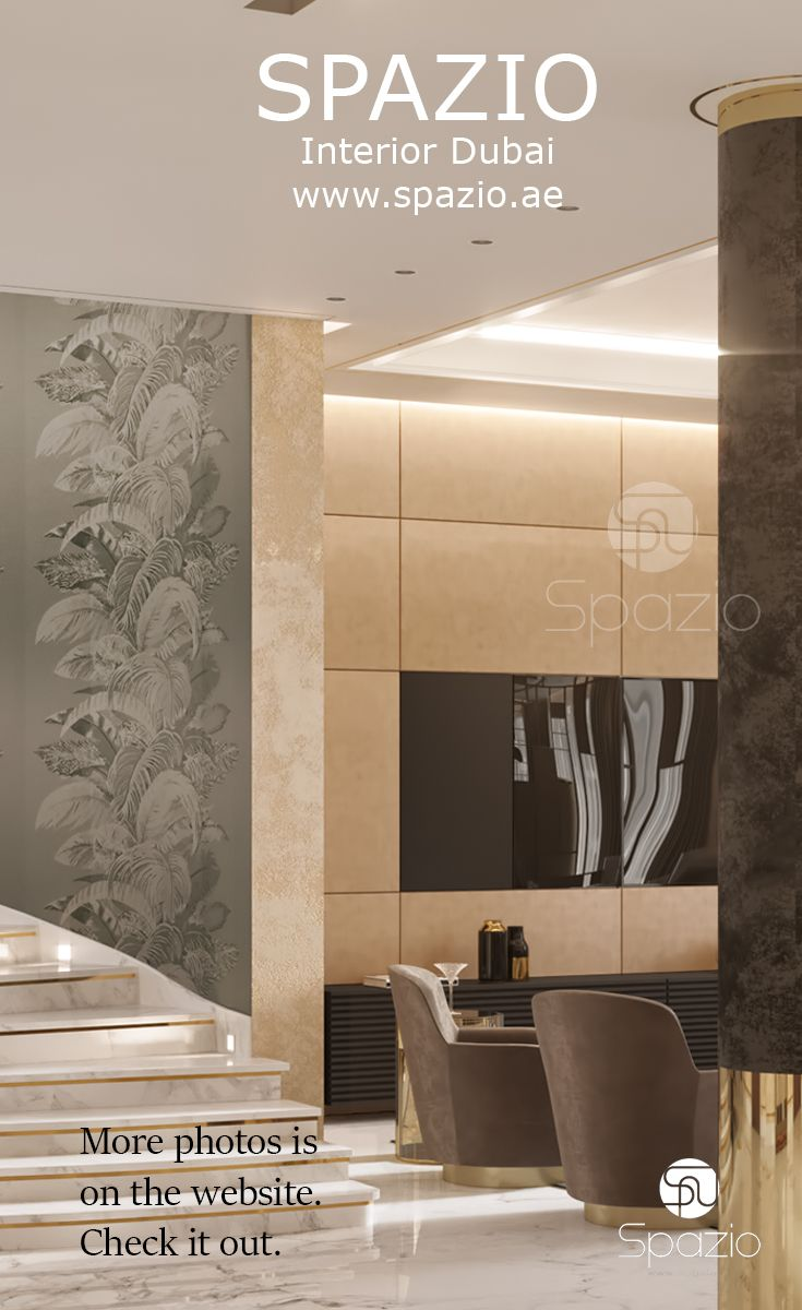 Luxury Dubai interior design and decor. The luxury design services are available in Dubai and the UAE, Saudi Arabia and other countries of the Gulf region. Check out our web site to get more luxury interior design ideas for Dubai houses.
