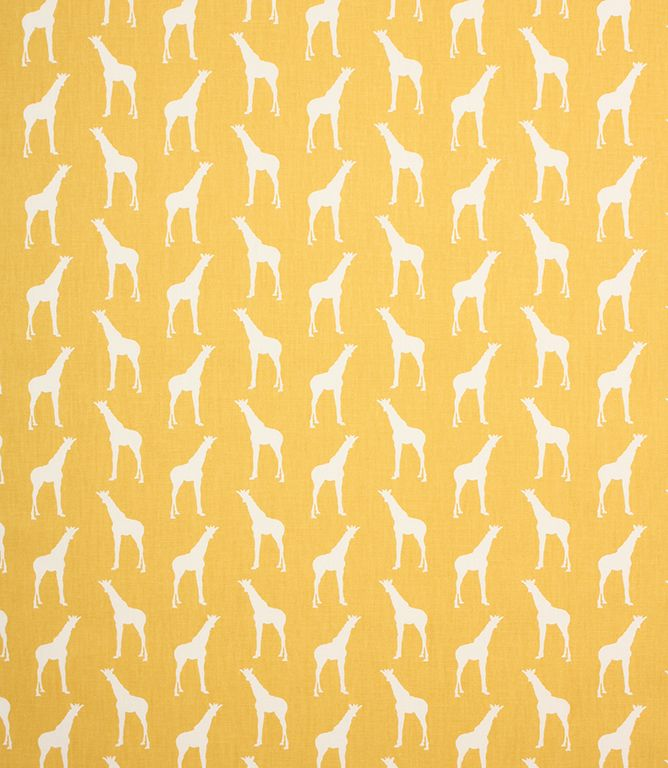 17 best images about nursery on pinterest upholstery for Yellow nursery fabric