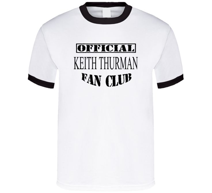 Keith Thurman Official Keith Thurman Fan Club Boxing T Shirt