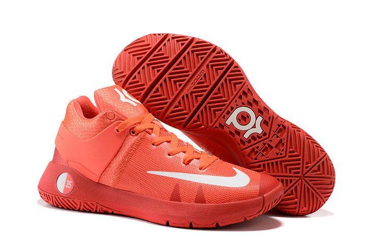 new style 8bb9e 0ed06 Cheap Nike KD Trey 5 IV Bright Crimson Hot Red
