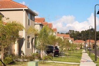 aluguel de casas na perto da disney condominio Paradise Palms Resort