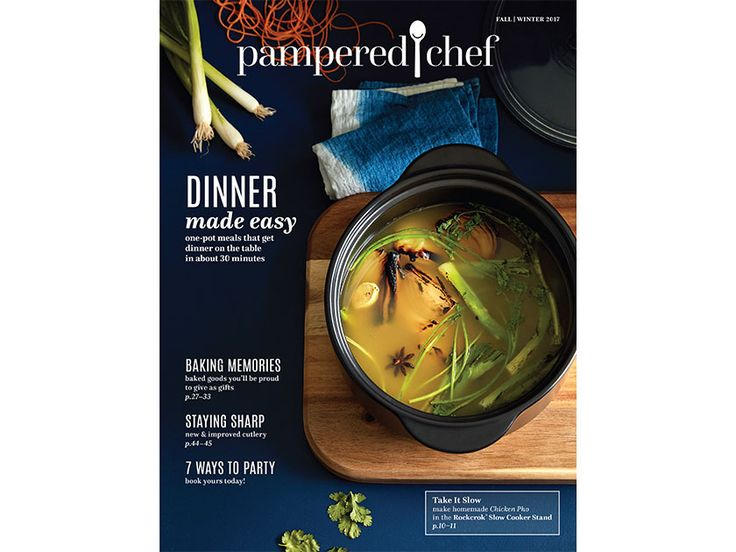 I love Pampered Chef kitchen products and thought you would, too! I'm hosting a Catalog Show, it's so easy- you can shop for great products and place your order online. It's a simple way to get the quality Pampered Chef products that make cooking and entertaining easy and fun. Be sure to place your order before it closes. Let the shopping begin!