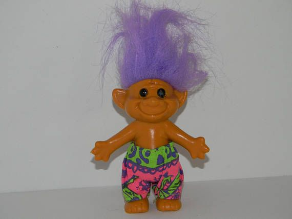 Check out this item in my Etsy shop https://www.etsy.com/listing/514873796/vintage-russ-1991-acme-neon-pants-troll