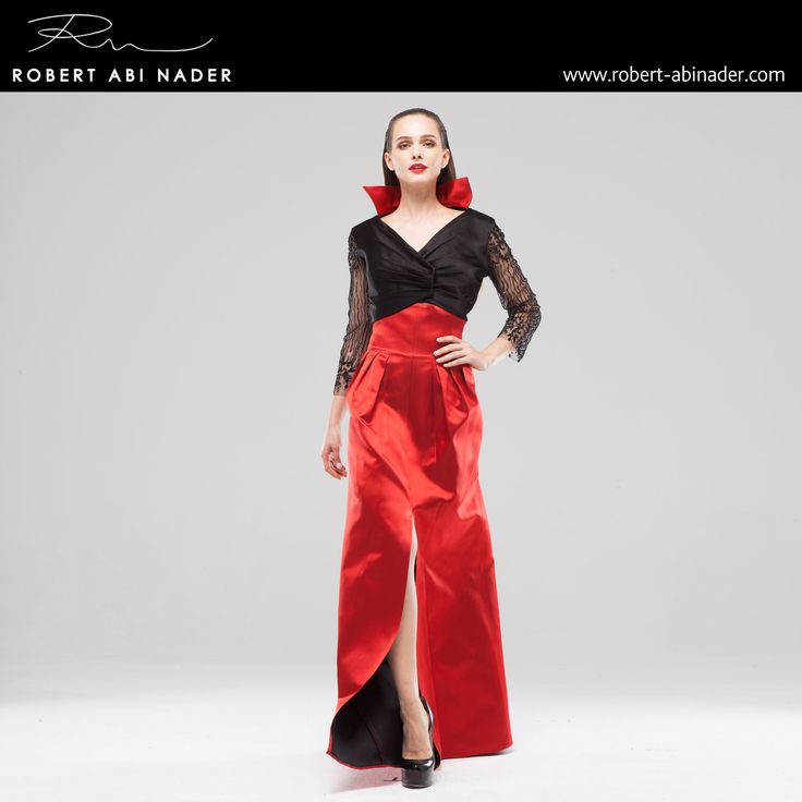 Robert Abi Nader - Ready to Wear - Spring Summer 2015 #robertabinader #red #model #lebanon #paris #fashion #style #stylish #love #TagsForLikes #me #cute #photooftheday #nails #beauty #beautiful #instagood #pretty #dreamy #girls #eyes #design #hair #dress #shoes #heels #styles #outfit