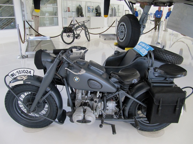 bmw r-75 motorcycle/sidecar 1944 | cars and bikes | pinterest