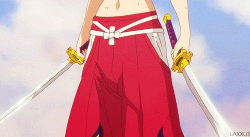 Japanese cloth. My favorite armor