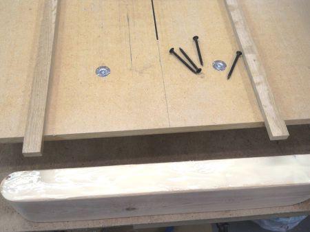 Lifetime Table Saw Crosscut Sled / Plateau à tronçonner éternel pour banc de scie