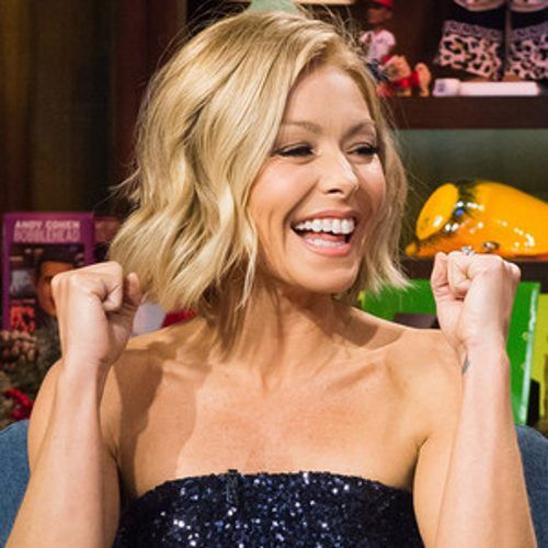 17 Best images about KELLY RIPA on Pinterest | Bobs, Kelly