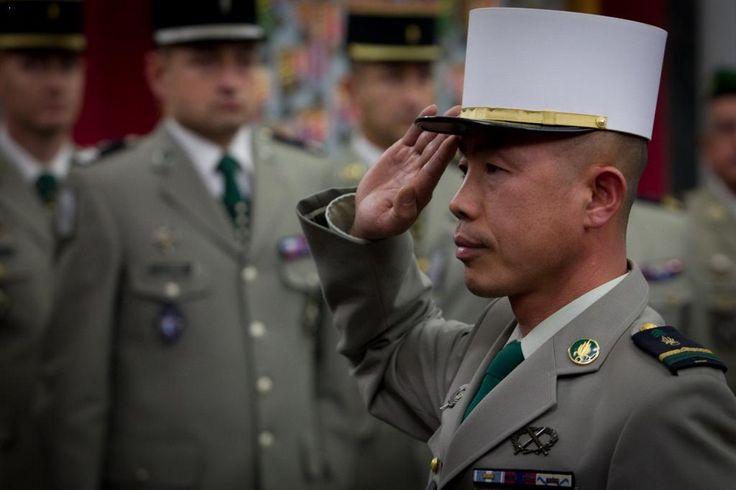 Légionnaires naturalisés à Aubagne