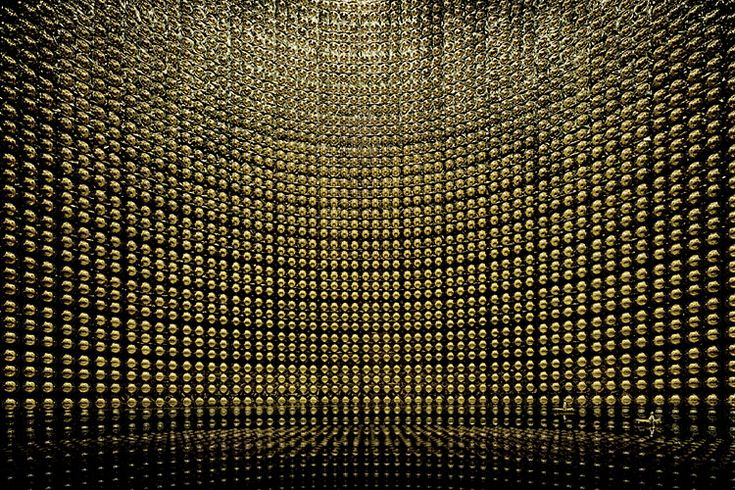 -Kamiokande is a neutrino observatory which is under Mount Kamioka near the city of Hida, Gifu Prefecture, Japan. The observatory was designed to search for proton decay, study solar and atmospheric neutrinos, and keep watch for supernovae in the Milky Way Galaxy.