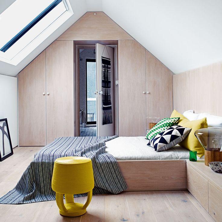 Plan a loft conversion