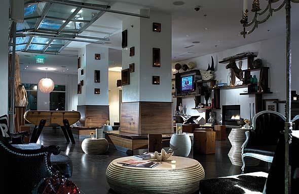 23 best memorable hotel lobbies images on pinterest for Best boutique hotels jersey shore