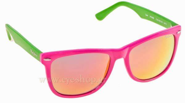 Γυαλιά Ηλίου  Pepe Jeans Zack PJ7049 c18 Pink II Τιμή: 86,00