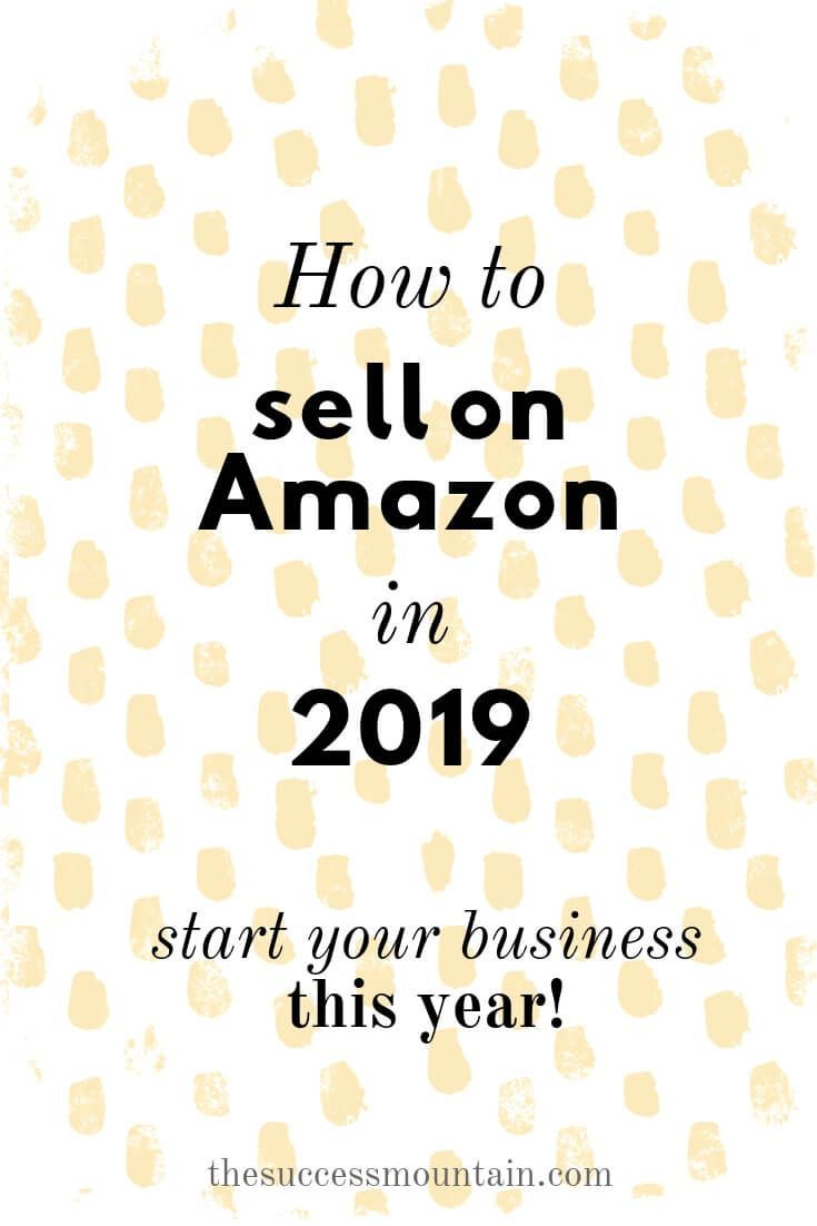 The Ultimate Guide To Selling On Amazon Fba In 2018 Things To