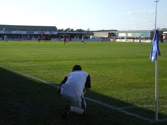 Eastbourne Borough FC - Priory Lane