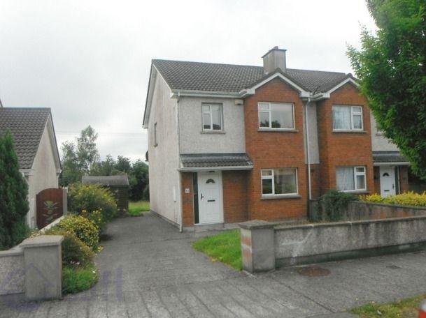 Home for Sale - 46 Oakcrest, Mullingar, Co. Westmeath. Semi-detached house|3 Bedrooms|2 Bathrooms