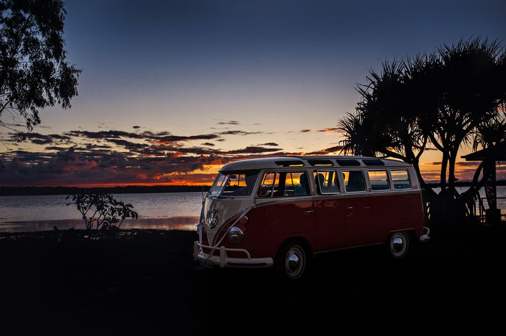 Deluxe Kombi Service BWED Bribie Island Wedding Photography