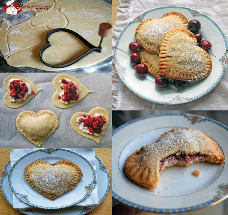 Valentine's Day food for love