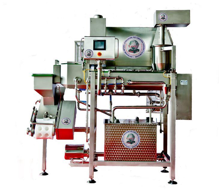 Filatrice - Formatrice - Macchine per l' Industria Casearia - Alimentare