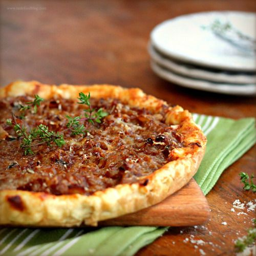 onion tart tf1