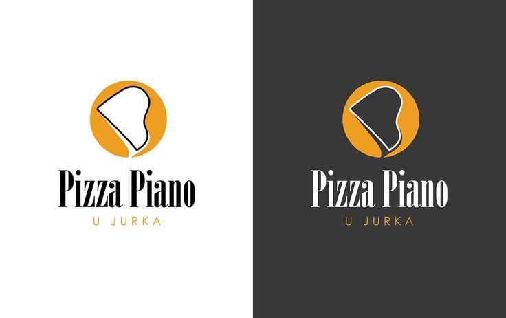 Moderné Webstránky / Pizza Piano u Jurka / Logo / Grafika