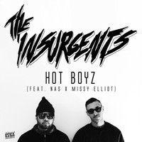 The Insurgents - Hot Boyz Remix (feat Nas & Missy Elliot) by #HOTDAMNLIFE on SoundCloud